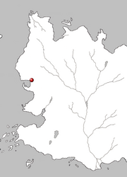 Localisation de Pentos