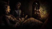 Image finale d'Harrenhal (Histoires & Traditions)