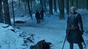 Brienne sauve Sansa