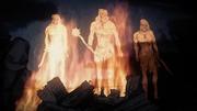 Thoros voit les Marcheurs Blancs