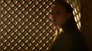 Sansa pleure la mort de sa famille