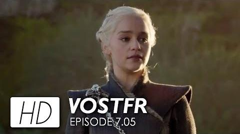"""Game of Thrones 7x05 Promo VOSTFR """"Eastwatch"""" (HD)"""