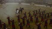 Les archers visent Drogon