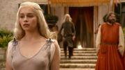 Les Targaryen s'inquiètent du départ soudain de Drogo
