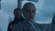 Daenerys découvre que Jon est vivant