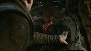 Le cadavre d'Alton Lannister
