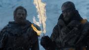 Beric a brûler Thoros