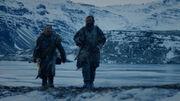 Tormund et Sandor discutent 3