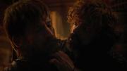 Tyrion libérant Jaime