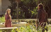 Eddard face à Cersei 1x07