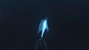Viserion attaquant Drogon