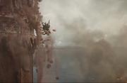 Sandor et Gregor Clegane chutent
