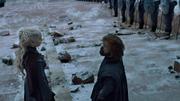 Confrontation entre Daenerys et Tyrion