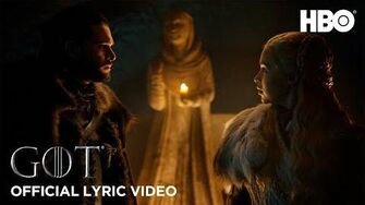 Florence the Machine - Jenny of Oldstones (Lyric Video) Season 8 Game of Thrones (HBO)