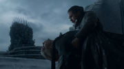 Mort de Daenerys