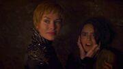 Cersei et Tyerne