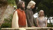 Illyrio, Viserys et Daenerys
