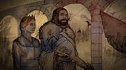Mariage Catelyn et Ned (H&T Rébellion de Robert)
