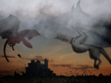 Bataille au-dessus de l'Œildieu