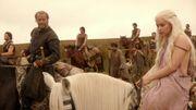 Voyage difficile pour Daenerys(1x02)