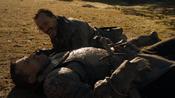 Jaime et Bronn survivent