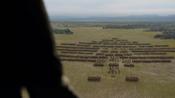 Jaime et son armée marche sur Hautjardin