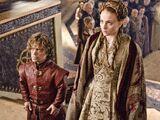 Mariage de Tyrion Lannister et Sansa Stark