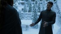 Sansa et Littlefinger