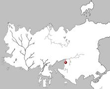 Localisation de Yunkai