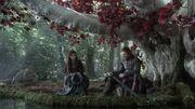Catelyn annonce mort Jon Arryn (1x01)