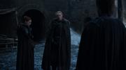Jaime apprenant les actions de Cersei