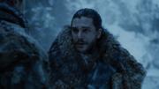 Jon ordonne à Gendry de partir