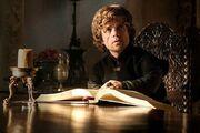 Tyrion en Grand Argentier