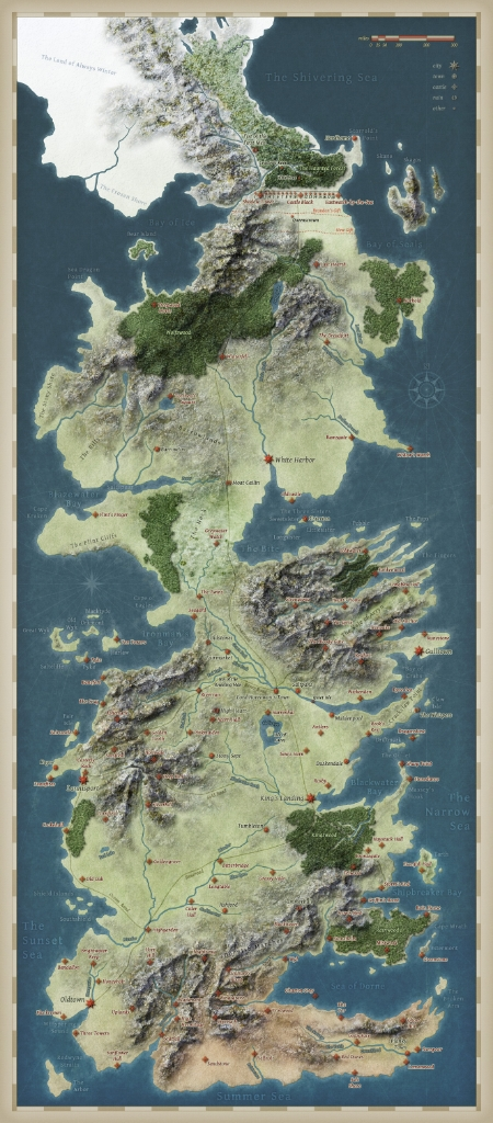 Populations land and armies of the known world game of thrones westeros gumiabroncs Gallery