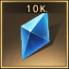 Blue Diamonds 10k
