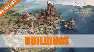 How to build your city - Masterclass - Game of Thrones Winter is coming