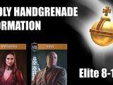 Weirwood Chapter 8-12 Elite - Truce