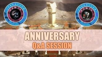 Anniversary - Q&A with Reaper Iru and Fringlish - Game of Thrones Winter is Coming