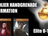 Weirwood Chapter 8-18 Elite - Ice Dragon