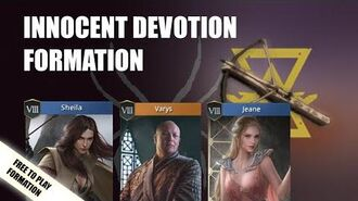 Innocent Devotion - Formation - Chapter 7-9 Elite - Mutiny