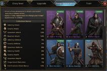 Troop Appearance UI