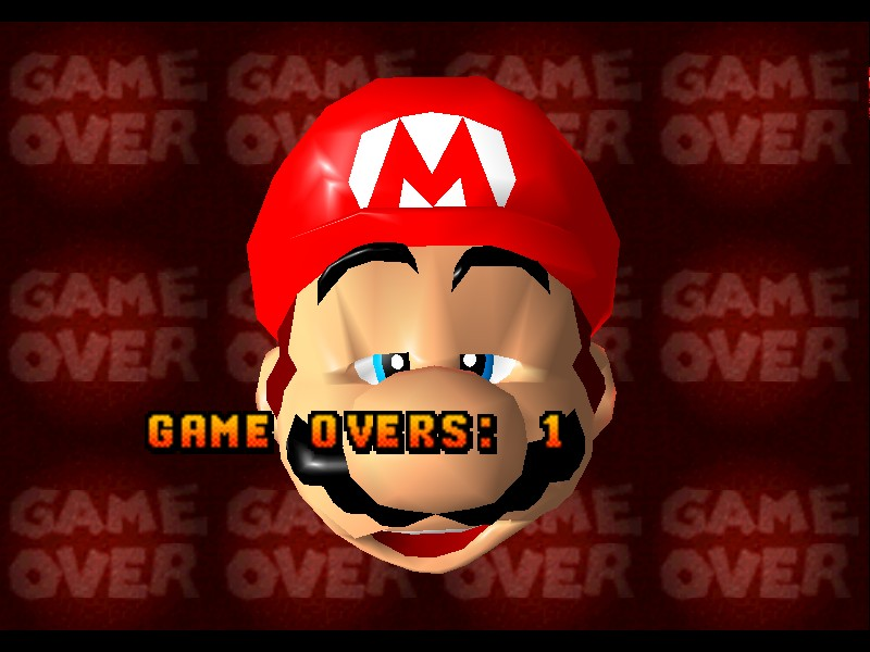 Super Mario 64 Last Impact | Game Over Dex Wiki | FANDOM powered by