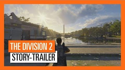 The Division 2 - Story-Trailer