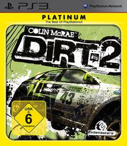 Dirt 2 Platinum