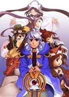 Atelier Iris 2 Illustration