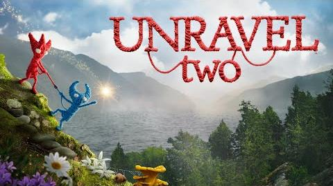 Unravel Two Official Reveal Trailer EA Play 2018