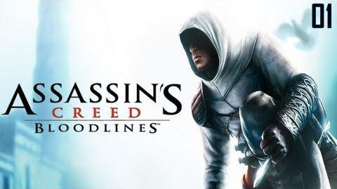 Assassin's Creed Bloodlines PSP - 01. Mem. Block 1 1 2