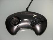 SegaMegaDrive-Controller