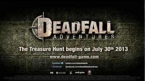 Deadfall Adventures - Announcement Trailer