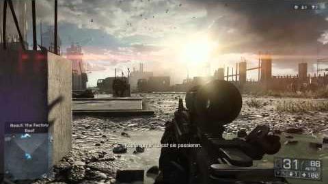 Battlefield 4 - Fishing in Baku - Gameplay Reveal Trailer (deutsch)